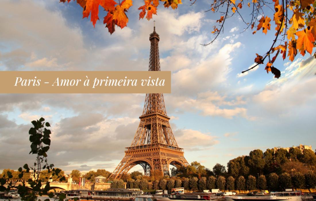 Paris - Amor à primeira vista