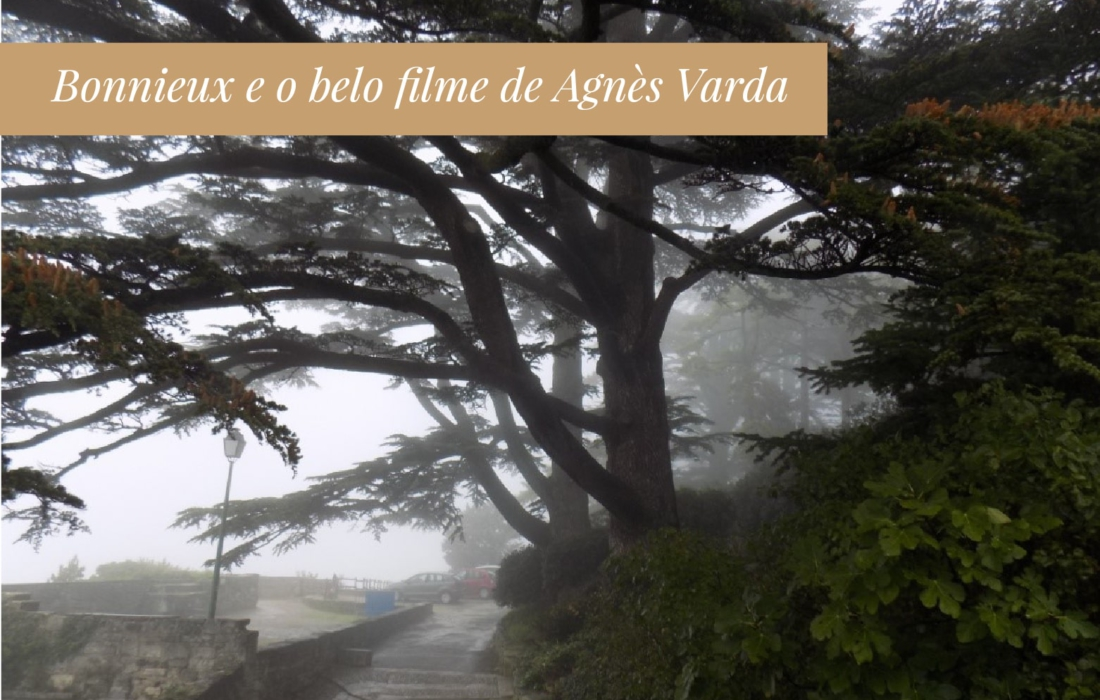 Bonnieux e o belo filme de Agnès Varda