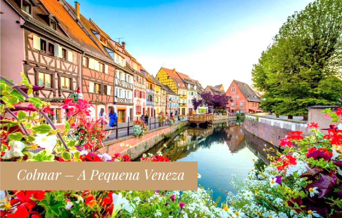 Colmar – A Pequena Veneza